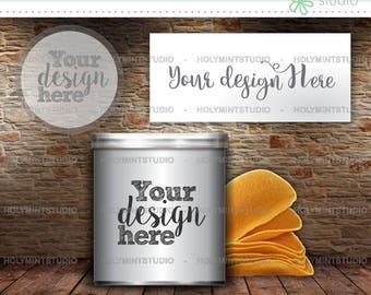 Pringles Labels, Pringles Toppers, Party Favors Mockup, Mini Pringles Labels, Mini Pringles Wrappers, Mini Pringles Party Favors, Mockup