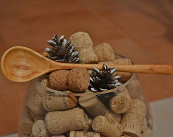 Handcrafted Spoon Made Of Red Alder