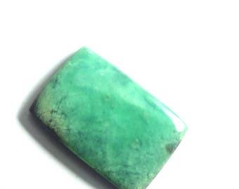 Chrysochalce cabochons rectangle shape gemstone 23x34mm