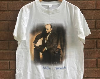 PHIL COLLINS But Seriously? World Tour 1990 shirt