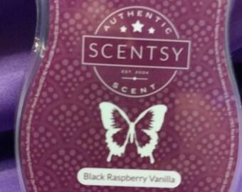 Scentsy Black Raspberry Vanilla