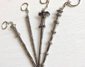 Harry Potter Wand Keyrings