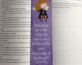 Smartest Witch Bookmark