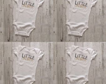 Little Sister Bodysuit/Shirt by LoveJo&Co ~ Sizes Premie - 5T ~ Free Shipping