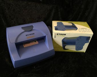 Xycron 500 sticker maker and new refill
