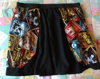 Homemade Monster Mash Skirt