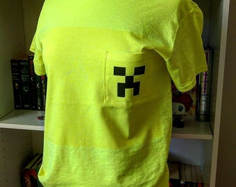 Creeper Pocket Tee
