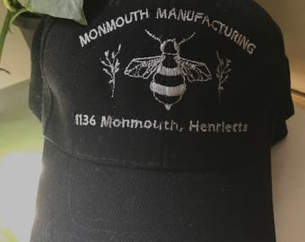 Monmouth Manufacturing Hat