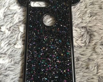 Minnie Mouse Ears iPhone 7plus case
