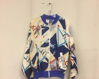 Vintage Ocean Pacific surf USA jacket