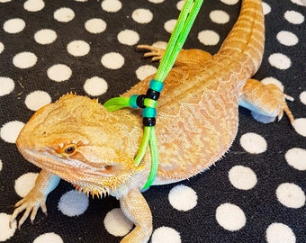 Adjustable Bearded Dragon Harness