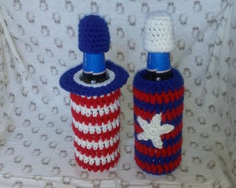 Cozy with Cap Set of Two
