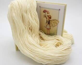 Daisy - April Flower Fairies Yarn Club - Monthly Yarn Club PREORDER