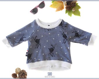 """Doe"" - ""doe"" sweater pullover"