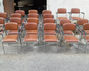 Set of 20 chairs EP. 1970/80 vintage design