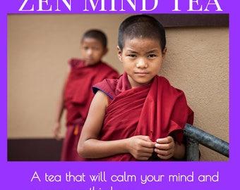 ZEN MIND TEA