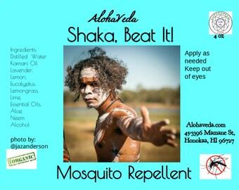 Shaka Beat It - Mosquito Repellent
