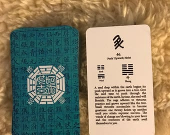 I Ching Cartomancy