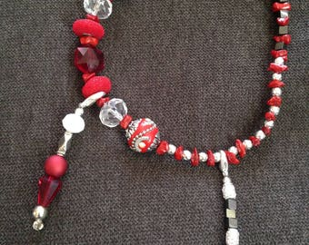 Moon Cycle & Fertility Charting Beads - Cycle Beads - Ovulation - Menstrual Cycle Beads - Menstruation Beads - Rhythm Method - Red Tent