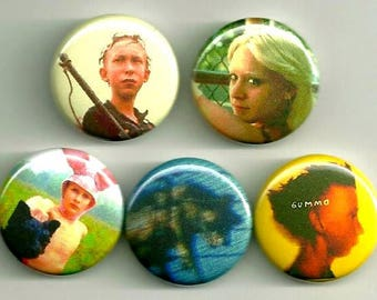 Gummo buttons !!!