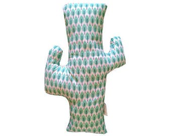 cactus pillows  High quality decorative hand made pillows for kids and adults