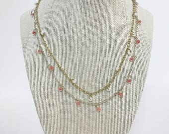 Beaded Babe Necklace