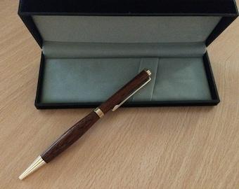 Handcrafted Wooden Pen