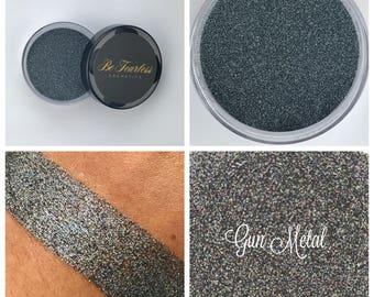 Gun Metal - Cosmetic Glitter, Loose Glitter