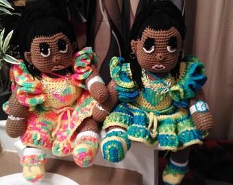 "Custom 'Derra Doll"""