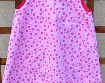 reversible pinafore dress size 2 years