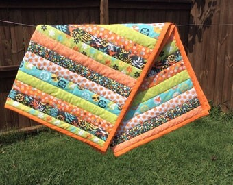 Made to Order, Baby Quilt, Baby Blanket
