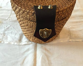 Exquisite Its in The Bag made exclusively for Ritter Woven Basket