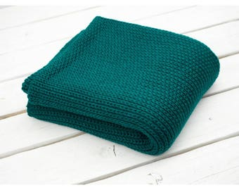 baby blanket emerald,Blanket Baby,Knitted Blanket,Knit Baby,Cotton Baby,Baby girl&boy,Baby cover,Knitted Blanket,Baby Crib,Knnited cover