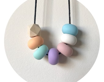 Polymer Clay Necklace for kids