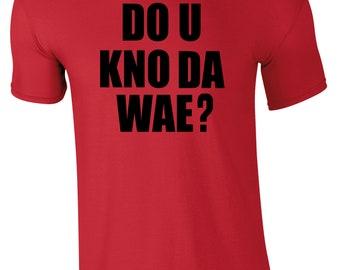 Do U Know Da Wae Children's T-Shirt