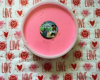 Valentine butter slime (8 oz)