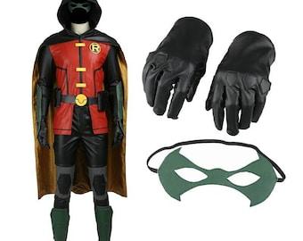 Robin Cosplay Costume (Batman)