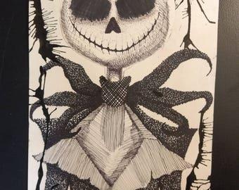 Pointillism Jack