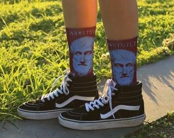 Aristotle Socks