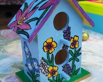 Spring Floral House