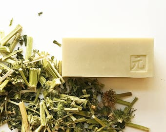 Motherwort  Facial soap  益母草洗面皂