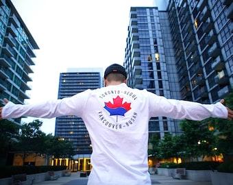 Toronto x Seoul x Vancouver x Busan - FOUR GREAT CITIES