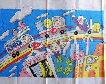 VJ160 : Japanese Tenugui cloth,Hand towel 100% cotton ,made in japan