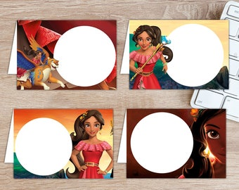 ON SALE 30%Elena of Avalor Food Labels