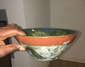 Hand-Made Bowl