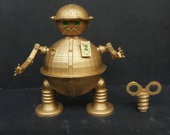 Painted - 3D Print - Tik Tok Return to Oz - 3 1/2'' figure