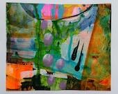 Mini Mixed Media painting...