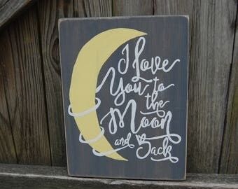 Wood sign, Rustic Sign, Wall art, wall quote, wall saying, inspirational, farmhouse sign, nursery art