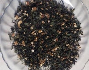 Sunburst Organic Herbal Tea Blend
