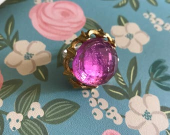 Bubble Gum Pink Ring